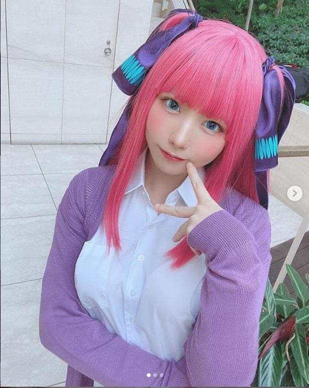 Cosplay vì đam mê, hot girl Nhật Bản kiếm sương sương 2 tỷ đồng mỗi ngày - Ảnh 8.