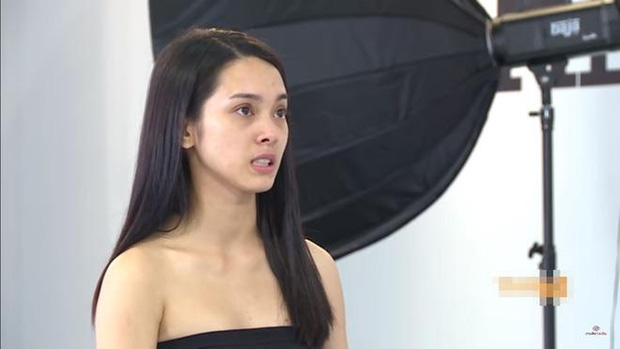 Chuyện bây giờ mới kể: Quỳnh Lương từng bị Host Nam Trung dằn mặt tại The Face Vietnam 2018 vì dám gian lận! - Ảnh 8.
