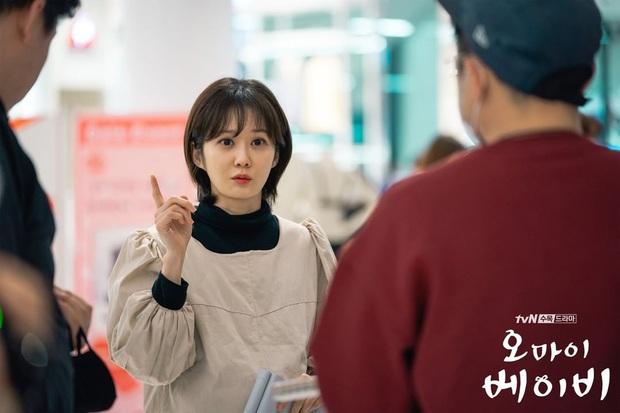 Style của Jang Nara trong phim mới: Cực hay ho, dù có vài lần diện đồ bà thím cũng không dìm nổi nhan sắc ma cà rồng - Ảnh 9.