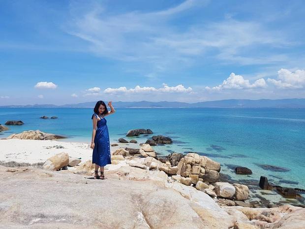 Vừa phát hiện một hòn đảo cực hoang sơ ở Việt Nam: Chưa cần chỉnh màu đã sở hữu làn nước xanh trong vắt, trông chẳng khác nào Maldives!  - Ảnh 6.