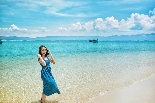 Vừa phát hiện một hòn đảo cực hoang sơ ở Việt Nam: Chưa cần chỉnh màu đã sở hữu làn nước xanh trong vắt, trông chẳng khác nào Maldives!  - Ảnh 19.