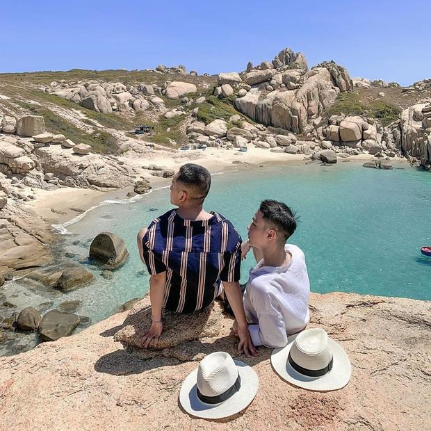 Vừa phát hiện một hòn đảo cực hoang sơ ở Việt Nam: Chưa cần chỉnh màu đã sở hữu làn nước xanh trong vắt, trông chẳng khác nào Maldives!  - Ảnh 9.