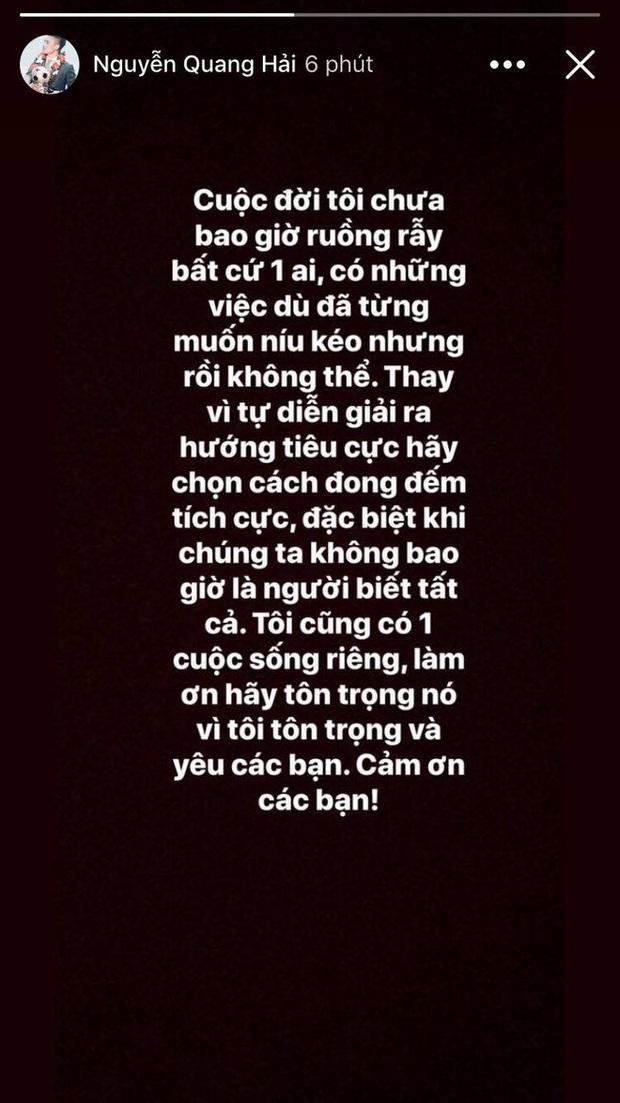 Lộ ảnh Quang Hải đi Đà Lạt cùng Huyền My từ năm ngoái: Chuyện tình yêu ngày càng rối rắm thế này - Ảnh 3.