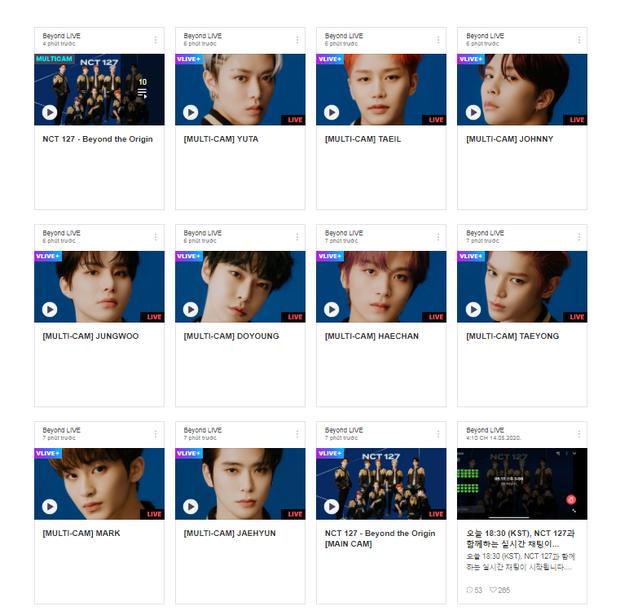 NCT 127 đu giàn giáo, múa cột, biểu diễn luôn ca khúc chưa phát hành tại concert online; áp dụng hình thức fancam cá nhân trực tiếp quá xịn xò! - Ảnh 2.