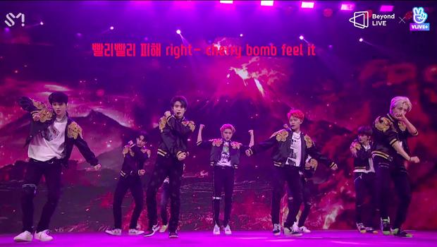 NCT 127 đu giàn giáo, múa cột, biểu diễn luôn ca khúc chưa phát hành tại concert online; áp dụng hình thức fancam cá nhân trực tiếp quá xịn xò! - Ảnh 5.