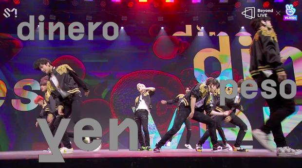 NCT 127 đu giàn giáo, múa cột, biểu diễn luôn ca khúc chưa phát hành tại concert online; áp dụng hình thức fancam cá nhân trực tiếp quá xịn xò! - Ảnh 17.
