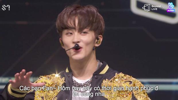NCT 127 đu giàn giáo, múa cột, biểu diễn luôn ca khúc chưa phát hành tại concert online; áp dụng hình thức fancam cá nhân trực tiếp quá xịn xò! - Ảnh 23.