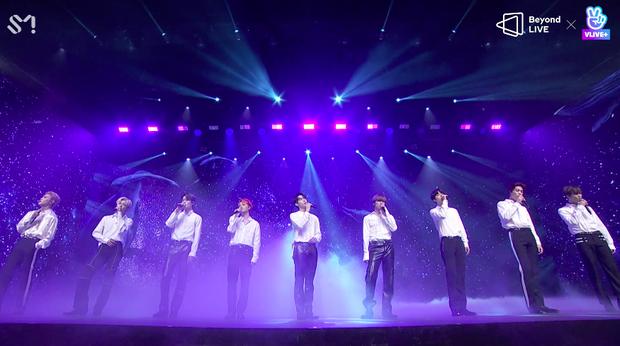 NCT 127 đu giàn giáo, múa cột, biểu diễn luôn ca khúc chưa phát hành tại concert online; áp dụng hình thức fancam cá nhân trực tiếp quá xịn xò! - Ảnh 45.