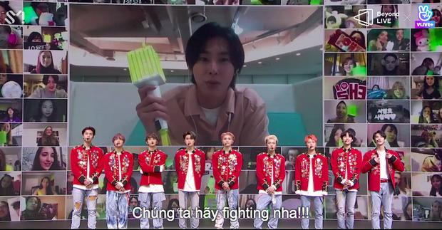 NCT 127 đu giàn giáo, múa cột, biểu diễn luôn ca khúc chưa phát hành tại concert online; áp dụng hình thức fancam cá nhân trực tiếp quá xịn xò! - Ảnh 69.