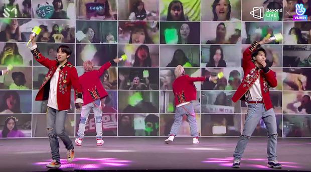 NCT 127 đu giàn giáo, múa cột, biểu diễn luôn ca khúc chưa phát hành tại concert online; áp dụng hình thức fancam cá nhân trực tiếp quá xịn xò! - Ảnh 71.