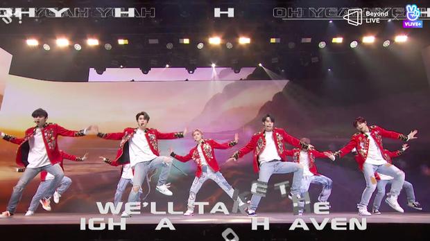 NCT 127 đu giàn giáo, múa cột, biểu diễn luôn ca khúc chưa phát hành tại concert online; áp dụng hình thức fancam cá nhân trực tiếp quá xịn xò! - Ảnh 76.