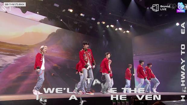 NCT 127 đu giàn giáo, múa cột, biểu diễn luôn ca khúc chưa phát hành tại concert online; áp dụng hình thức fancam cá nhân trực tiếp quá xịn xò! - Ảnh 74.