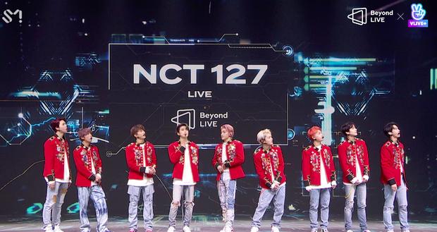 NCT 127 đu giàn giáo, múa cột, biểu diễn luôn ca khúc chưa phát hành tại concert online; áp dụng hình thức fancam cá nhân trực tiếp quá xịn xò! - Ảnh 82.