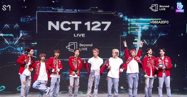 NCT 127 đu giàn giáo, múa cột, biểu diễn luôn ca khúc chưa phát hành tại concert online; áp dụng hình thức fancam cá nhân trực tiếp quá xịn xò! - Ảnh 79.