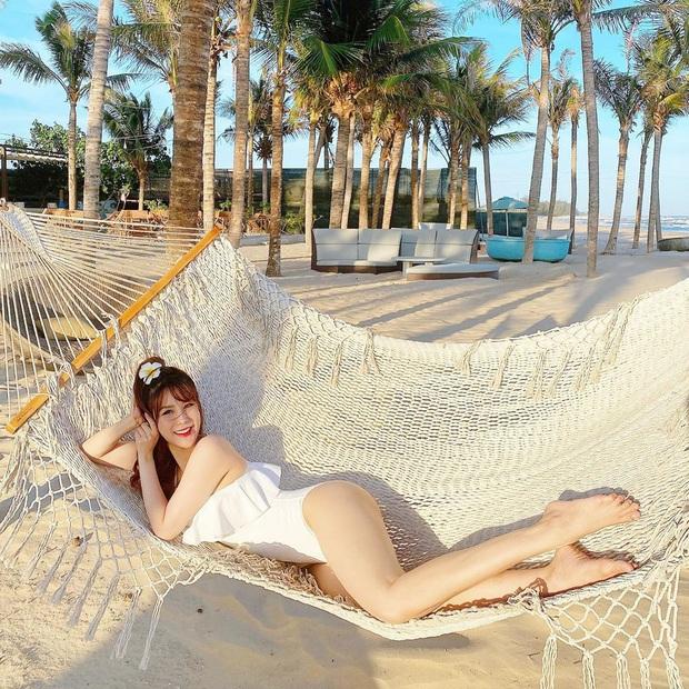 Mới đầu hè, sao Việt đã thi nhau thả dáng với đồ bơi: Hot đỉnh cao là Hà Tăng, gây tiếc nuối chút nhẹ là Hiền Hồ - Ảnh 5.