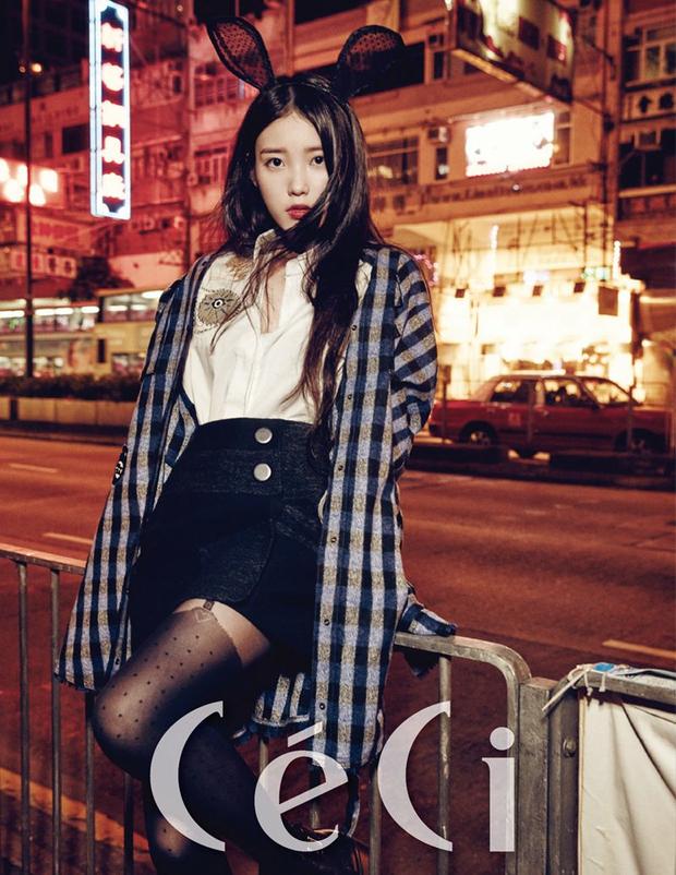 10 màn lột xác đỉnh nhất Kpop của idol nữ: 2 thần tượng bị chê xấu nhất Kpop đổi đời, Suzy - IU thành siêu sao hậu giảm cân - Ảnh 25.