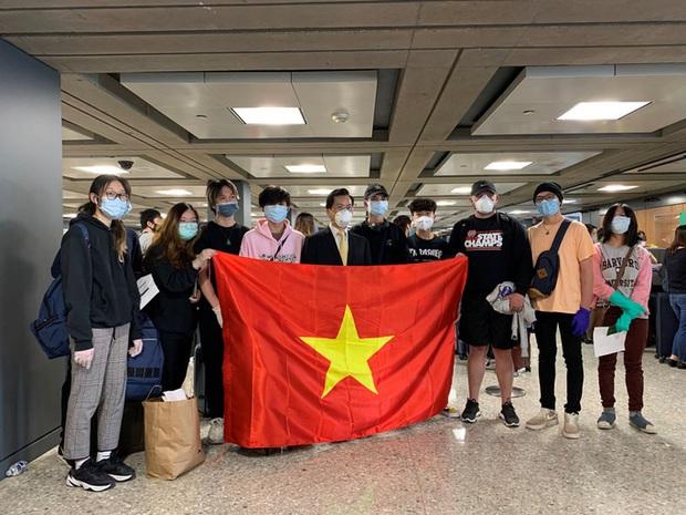 Đưa hơn 340 người Việt từ Washington DC về Nội Bài - Ảnh 2.