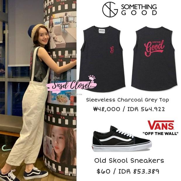 Loạt váy áo hack tuổi cực khéo của Yoona từ vài trăm nghìn: Nàng 30 có thể tìm được nhiều chiêu mix đồ hay ho mà chẳng lo về giá - Ảnh 9.