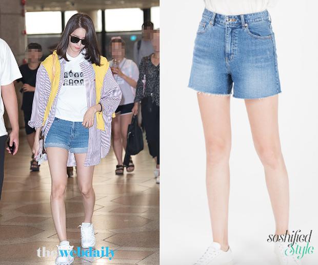 Loạt váy áo hack tuổi cực khéo của Yoona từ vài trăm nghìn: Nàng 30 có thể tìm được nhiều chiêu mix đồ hay ho mà chẳng lo về giá - Ảnh 2.