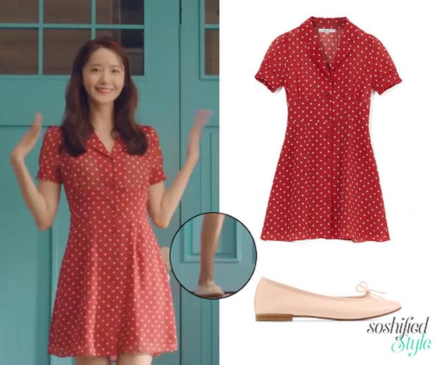 Loạt váy áo hack tuổi cực khéo của Yoona từ vài trăm nghìn: Nàng 30 có thể tìm được nhiều chiêu mix đồ hay ho mà chẳng lo về giá - Ảnh 4.