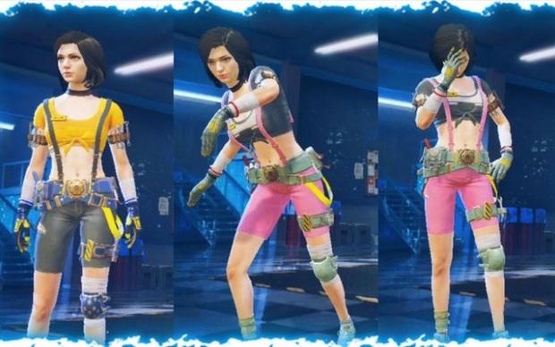 PUBG Mobile: Chiêm ngưỡng bộ ảnh cosplay cô nàng Chuyên gia xe cộ Sara đẹp lung linh với váy hồng điệu đà - Ảnh 1.