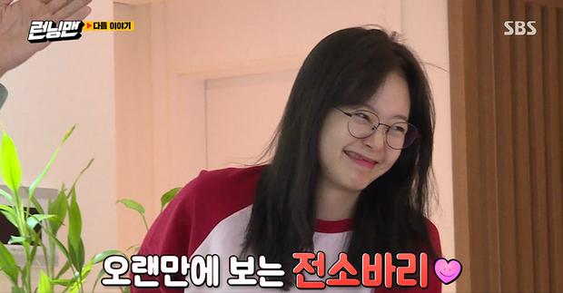 Jeon So Min chính thức trở lại Running Man sau khi nhập viện: Khoe mặt mộc, hạnh phúc vì được bạn trai tin đồn nấu ăn cho - Ảnh 3.