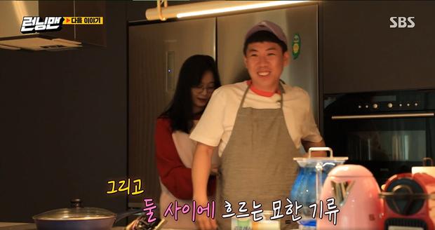 Jeon So Min chính thức trở lại Running Man sau khi nhập viện: Khoe mặt mộc, hạnh phúc vì được bạn trai tin đồn nấu ăn cho - Ảnh 4.