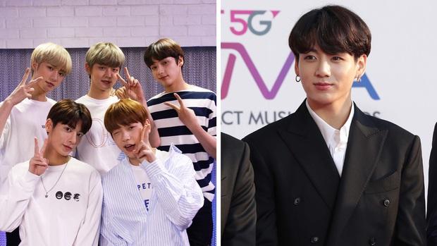 Số nhọ như TXT: Debut thì bị gièm pha ngậm thìa vàng nhờ BTS, đến ngày comeback thì mọi sự chú ý lại dồn cả vào scandal của Jungkook - Ảnh 5.