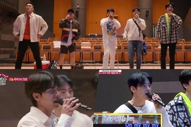 Không hổ danh bạn thân Jungkook, Cha Eunwoo giành được 100 điểm khi hát karaoke bản hit của BTS - Ảnh 2.
