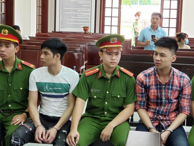 Nhóm giang hồ vây xe chở công an tại Đồng Nai bị tuyên phạt 16 năm tù - Ảnh 3.