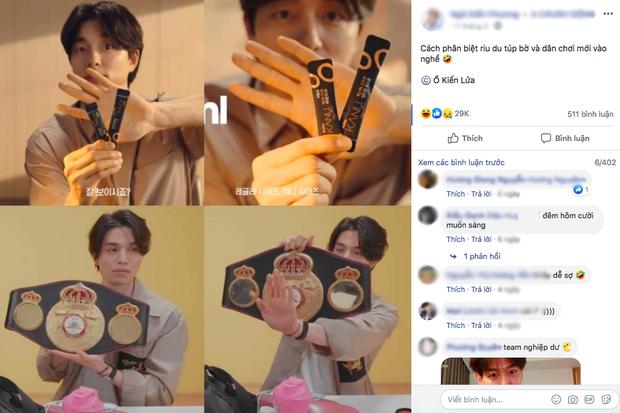 Những pha xử lý cồng kềnh của idol Hàn Quốc mà fan... chỉ muốn giấu đi: Không phải ai cũng làm Youtuber được đâu - Ảnh 1.