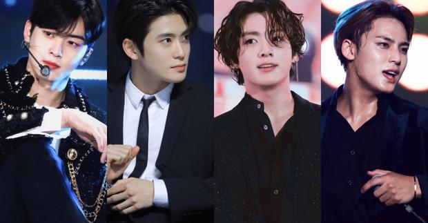 Jungkook, Jaehyun (NCT)  và 2 thành viên 97-line cứ gặp nhau là dính như sam, công khai thả thính trên sân khấu, thậm chí từng bị hiểu lầm là quấy rối - Ảnh 1.