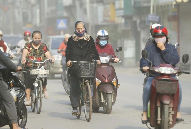 Giãn cách xã hội: Hà Nội vẫn có gần 40% số ngày không khí kém, xấu - Ảnh 1.