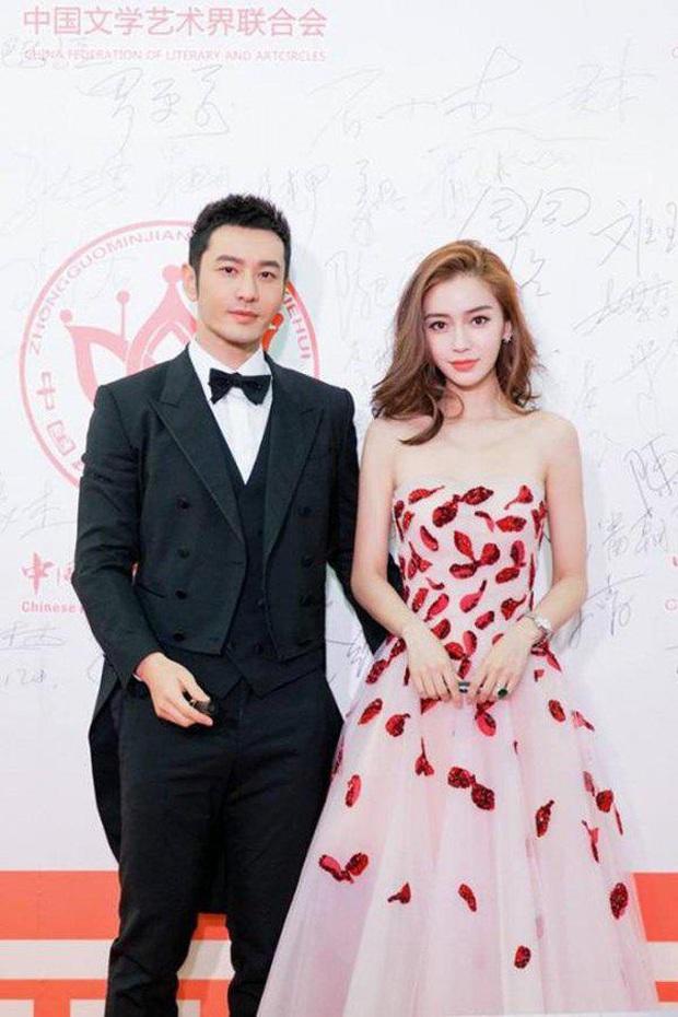 Chỉ với 1 câu nói, Angela Baby chính thức nói rõ về tin đồn ly hôn Huỳnh Hiểu Minh sau 2 năm hứng chịu thị phi - Ảnh 2.