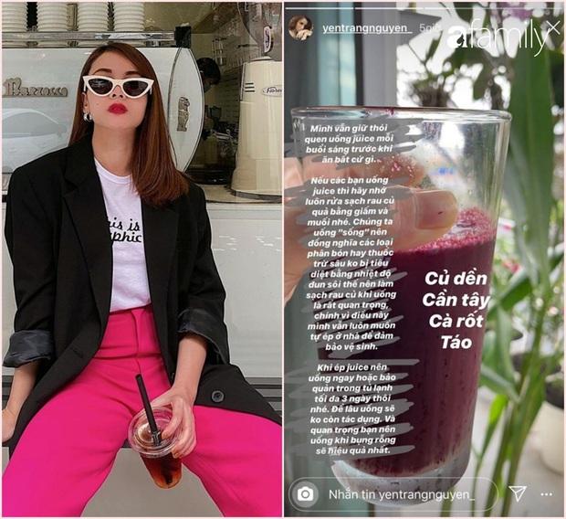 3 loại nước đỏ au rẻ bèo mà Hà Tăng, Hari Won và Yến Trang sử dụng để làm đẹp da, giữ dáng - Ảnh 3.