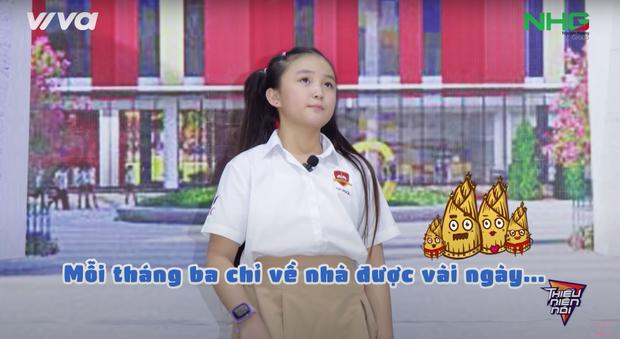 Nét xinh xắn của My Sa và cô trò trường quốc tế Quảng Ngãi gây ấn tượng mạnh trong chương trình Thiếu niên nói - Ảnh 1.