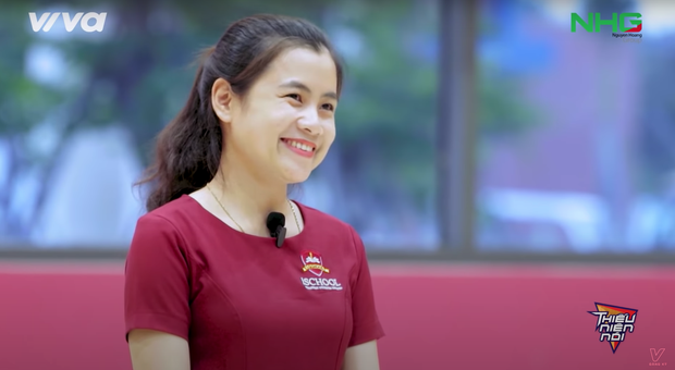Nét xinh xắn của My Sa và cô trò trường quốc tế Quảng Ngãi gây ấn tượng mạnh trong chương trình Thiếu niên nói - Ảnh 7.