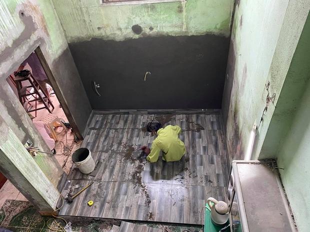 Cô gái chi 25 triệu cải tạo gian bếp ẩm thấp thành phòng ngủ xinh xắn, tốn tiền nhưng ở thấy thoải mái nên vẫn vui - Ảnh 2.