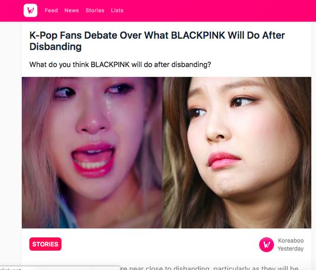 Chủ đề BLACKPINK sẽ làm gì nếu tan rã hot nhất MXH hôm nay: Jisoo - Rosé quá rõ ràng, Jennie - Lisa mới gây bất ngờ - Ảnh 12.