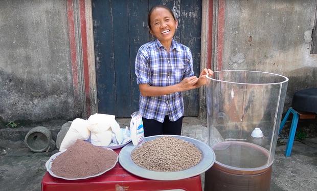 Dù tự nhận thất bại khi làm trà sữa trân châu phiên bản 50 lít, Bà Tân Vlog vẫn được dân mạng bái phục vì một điểm rất xuất sắc - Ảnh 2.