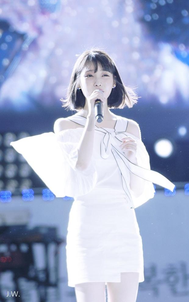 IU đe dọa ngôi vị bờ vai đẹp nhất Kpop của Jennie, bất ngờ nhỉnh hơn hẳn một mẩu BLACKPINK ở điểm này - Ảnh 17.