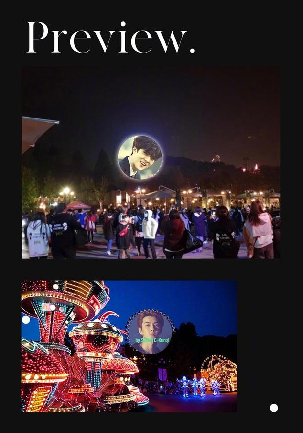 """Chưa bao giờ hết sốc với độ """"chịu chơi""""của fan Kpop: bao trọn công viên giải trí lớn thứ 7 thế giới, thiết kế trò chơi chủ đề mừng sinh nhật idol - Ảnh 1."""