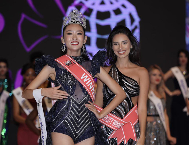Thêm 1 Hoa hậu trở thành nữ chính Người ấy là ai: Đối thủ một thời của Chế Nguyễn Quỳnh Châu, Lương Thùy Linh... - Ảnh 12.
