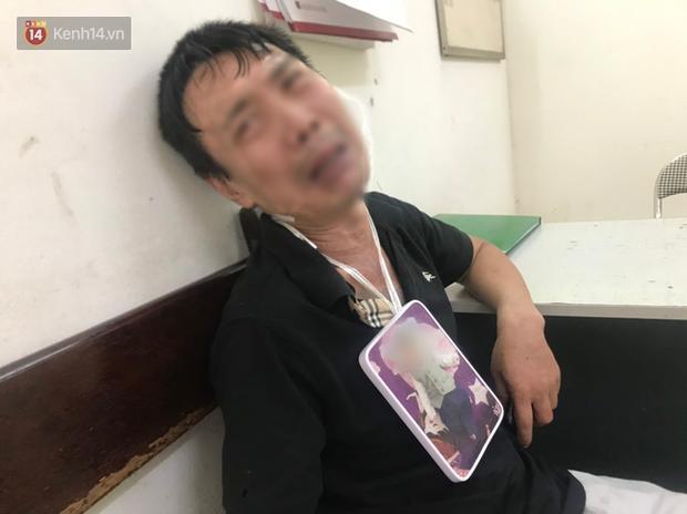 Vụ cháu bé 15 tháng tuổi tử vong sau va chạm ở Hà Nội: Từ khi xảy ra chuyện đau lòng, ông nội bé cứ đi lang thang suốt đêm như người mất hồn - Ảnh 3.