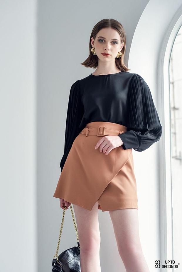 10 thiết kế chân váy mỏng mát, cực chanh sả lại tôn chân dài miên man, quan trọng nhất là có mẫu đang sale chỉ hơn 100k - Ảnh 2.