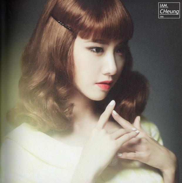 Idol Hàn nhiều người lên hương nhờ tóc giả lắm nhưng Solar, Lisa, Sana lại lọt top nguy hiểm - Ảnh 4.