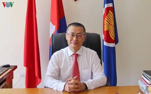 Campuchia, Việt Nam cùng xác minh bệnh nhân số 315 mắc Covid-19 - Ảnh 1.