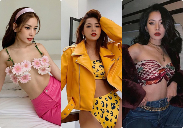 Nhìn lại chuyện tình của Chi Pu, mỗi thời điểm lại gắn liền với một style: Từ kẹo ngọt đến chững chạc, hiện tại là sexy bỏng mắt - Ảnh 11.