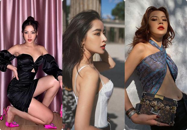Nhìn lại chuyện tình của Chi Pu, mỗi thời điểm lại gắn liền với một style: Từ kẹo ngọt đến chững chạc, hiện tại là sexy bỏng mắt - Ảnh 12.