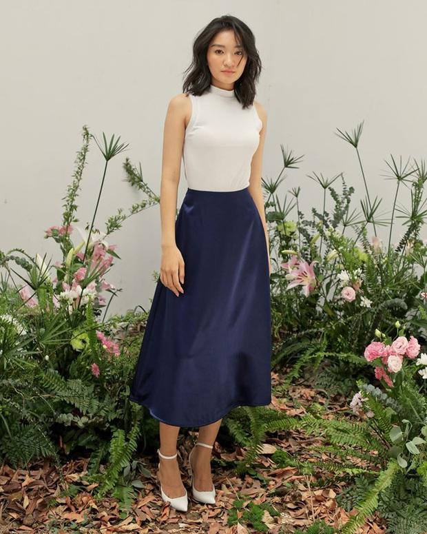 10 thiết kế chân váy mỏng mát, cực chanh sả lại tôn chân dài miên man, quan trọng nhất là có mẫu đang sale chỉ hơn 100k - Ảnh 3.